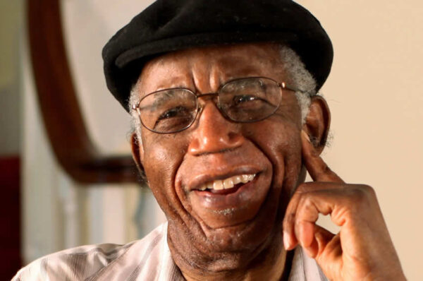 photo of Chinua Achebe