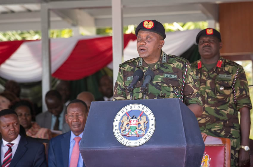 President Kenyatta's style generates worry and fear